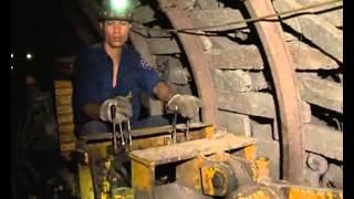 Giới thiệu về công nghệ sản xuất hầm lò và công việc của thợ mỏ Hà Lầm
