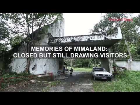 Memories of Mimaland: Closed but still drawing visitors