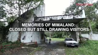 Memories of Mimaland: Closed but still drawing visitors