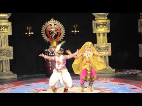 Lakshmi Anand Dance Vishamakara Kannan Makkal TV 2014 05 04