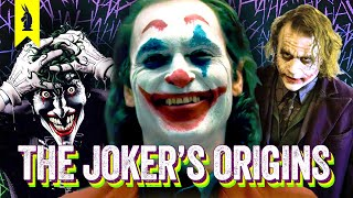 Why THE JOKER's Mysterious Origins MATTER – Wisecrack Edition