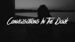 John Legend - Conversations In The Dark (Lyrics)