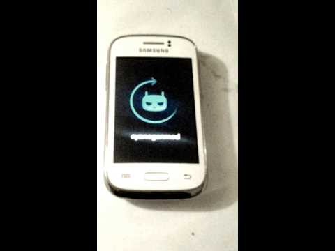 Samsung Galaxy Young S6310 hard reset