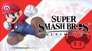 Title Theme - Mario Tennis Aces - Super Smash Bros Ultimate