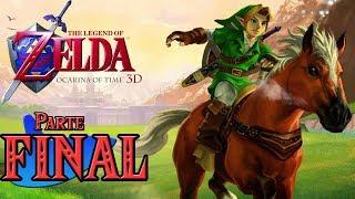 Zelda Ocarina of Time 3D Guía 100% (HD) #10 FINAL LINK VS GANON