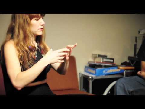 JENNY LEWIS Interview w/ Arroz Y Frijoles Music 6/17/12