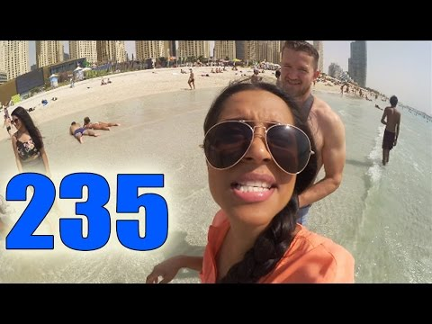The Time We Watch a Movie in the Persian Gulf (Day 235)