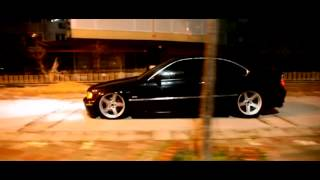 BMW E46  Air Suspension