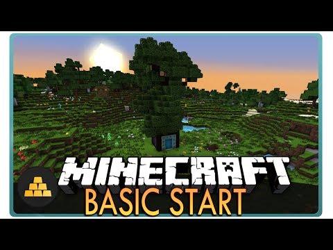 BASIC START #01 🛠 Minecraft The 1.7.10 Modpack / Deutsch