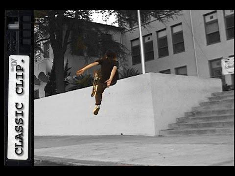 Nick Trapasso Vs. Fs Blunt Classic Skateboarding Slam #141