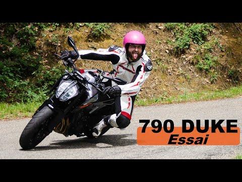Essai - KTM 790 Duke : Un joujou extra !