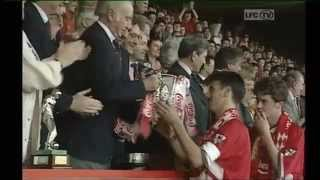 Liverpool 2-1 Bolton Wanderers, League Cup Final 1995