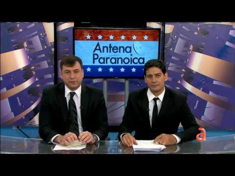 El Happy Hour: La Antena Paranoica