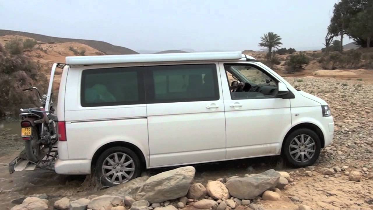 vw california 4 motion maroc part 1 youtube. Black Bedroom Furniture Sets. Home Design Ideas