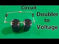 download mp3 dan video How to make Voltage Doubler Circuit (using two condenser)
