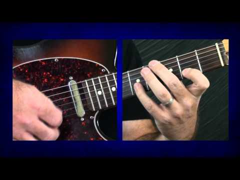 Born Under A Bad Sign Style Blues Guitar Lesson Music Videos