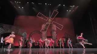 "Excerpts of ""Moulin Rouge - The Ballet"""