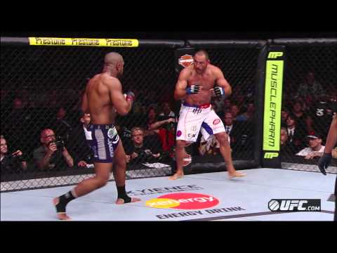 UFC 161: Rashad Evans and Dan Henderson Post-Fight Interview