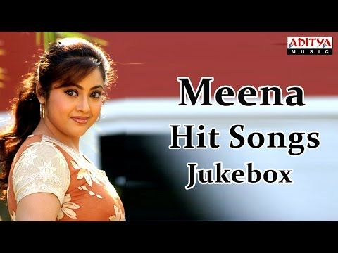 Meena Tollywood Golden Hit Songs || Birthday Special || Jukebox video