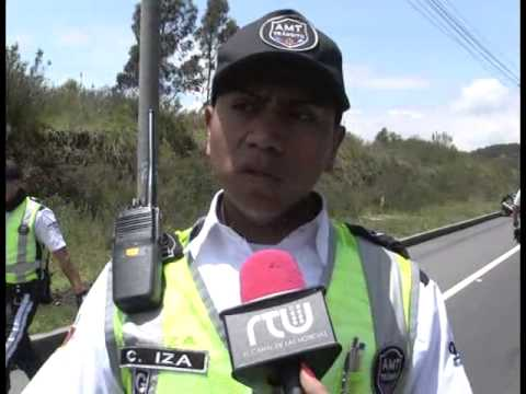Quito: Autoridades incrementan operativos a lo largo de la Av. Simón Bolívar