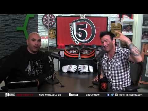 5 Rounds Today with TUF 22's Ryan Hall - UFC 192 Preview, UFC Japan Recap