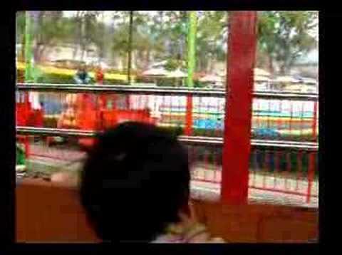 王子動物園 子ども汽車