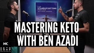 Ben Azadi Interview on The StandUp2Sitting Podcast With Jeremy Abramson
