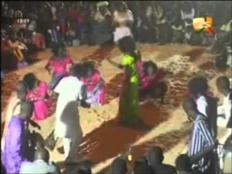Sing Sing Sabar Dancers in Senegal