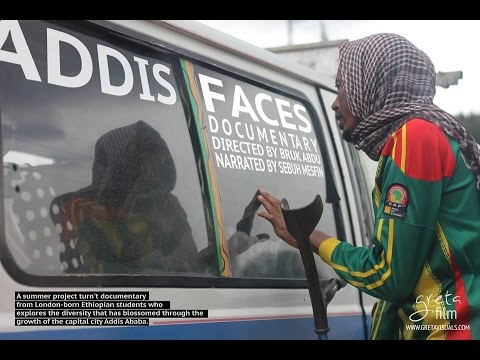Addis Faces - Short Documentary About the Diversity in Ethiopia