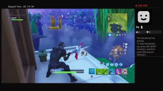 Fortnite not stopping  intill i win my first game