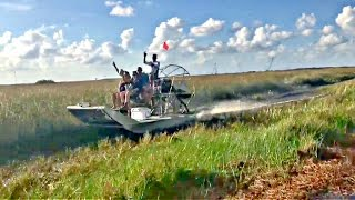 Airboat Association of Florida Annual BBQ 2017 (Music by Jay Valor band)