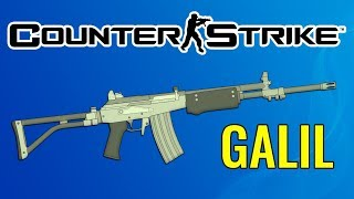 GALIL - Counter-Strike EVOLUTION