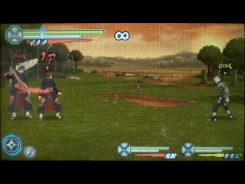 Naruto Shippuden: Narutimate Accel 3 - All Team Jutsu