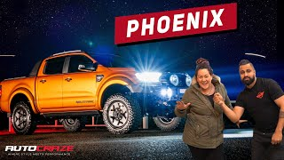HUNTER VALLEY PHOENIX // MODIFIED FORD RANGER PX-3 BUILD (She loved it!) 2019