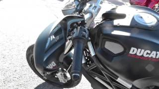 079031 - 2014 Ducati Monster 696 - Used Motorcycle for Sale