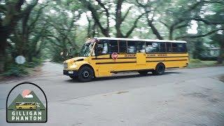 The Gilligan Phantom Q&A #1: School Bus Conversion Ep 30