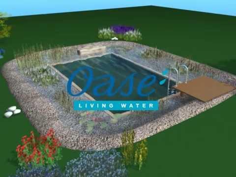 OASE   Swimpond Set Animation   Deutsch