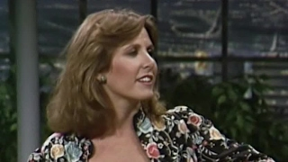 Carrie Fisher, Tonight Show, Johnny Carson, 1983