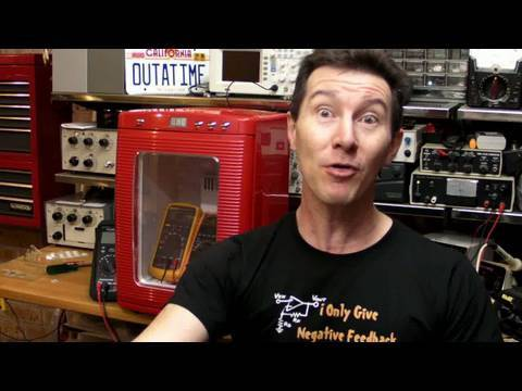 EEVblog #101 - Hacking your own Peltier LAB Thermal Chamber