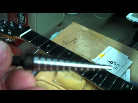 Installing an LR Baggs Active I-Beam Acoustic Guitar Pickup;  Part One