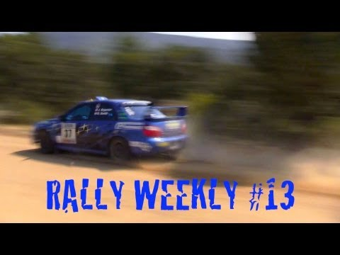 Rally Weekly #13- Jeff Regester -Buffalo Peaks 2009