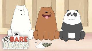 We Bare Bears | Dog Hotel | Cartoon Network