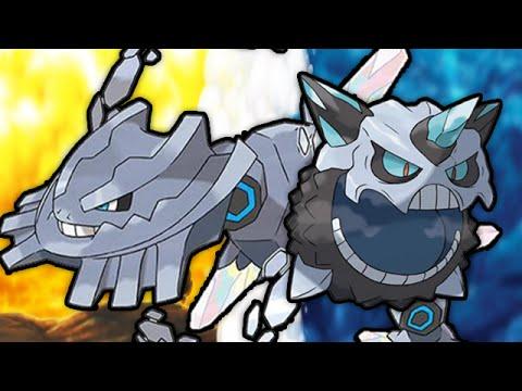 MEGA STEELIX AND MEGA GLALIE! - Pokemon Omega Ruby & Pokemon Alpha Sapphire