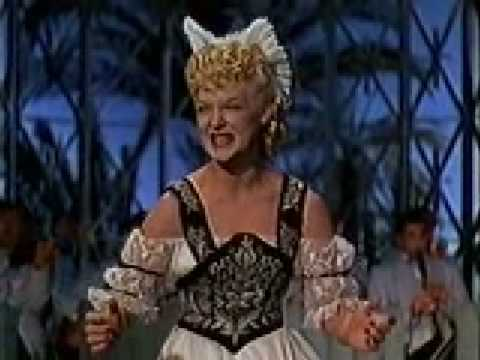 Betty Hutton - Happy Go Lucky (1943)