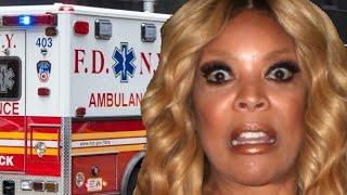 Wendy Williams Rushed To The Hospital | Wendy Found Passed Out Allegedly Drunk!