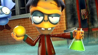 Zombie Dumb | 좀비덤 | ZomJack's Potion is Magic! | Magic Tree | Kids Cartoon | Videos For Kids