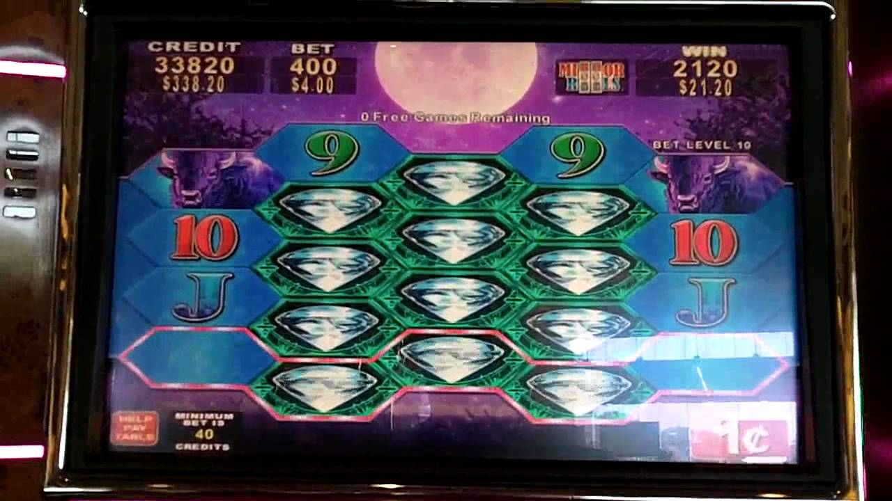Full moon slots