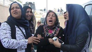 PKK'lıların katlettiği Aktert'in eşi: Kocam kahpelerin kurşunuyla öldü