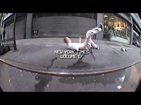 LurkNYC New York Times Vol 17 | TransWorld SKATEboarding