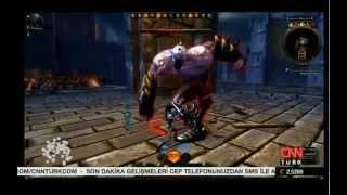 CNN Türk Multiplayer Programı - Neverwinter - FRPNET